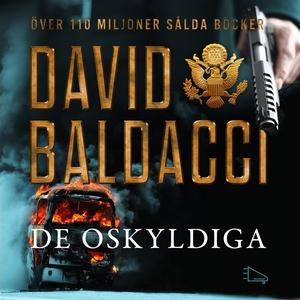 De oskyldiga (ljudbok) av David Baldacci