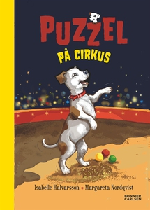 Puzzel på cirkus (e-bok) av Isabelle Halvarsson