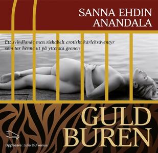 Guldburen (ljudbok) av Julia Dufvenius, Sanna E