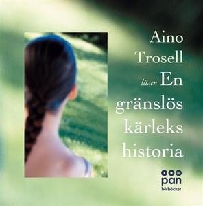 En gränslös kärlekshistoria (ljudbok) av Aino T