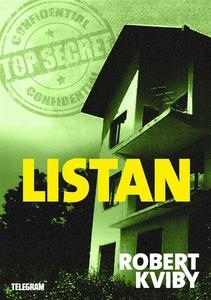 Listan (e-bok) av Robert Kviby