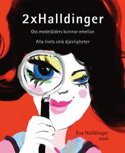 2 x Halldinger (e-bok) av Eva Halldinger