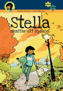 Stella skaffar ett syskon (e-bok) av Annelie Dr