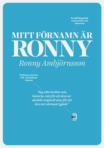 Mitt förnamn är Ronny (e-bok) av Ronny Ambjörns
