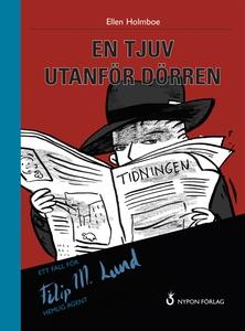 En tjuv utanför dörren (e-bok) av Ellen Holmboe