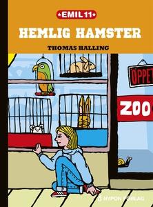 Hemlig hamster (e-bok) av Thomas Halling