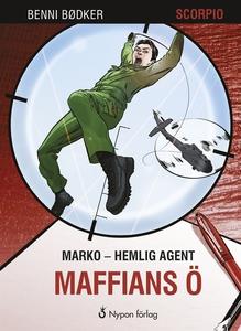Marko - hemlig agent: Maffians ö (e-bok) av Ben