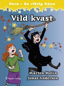 Vild kvast (e-bok) av Mårten Melin