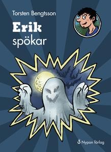 Erik spökar (e-bok) av Torsten Bengtsson