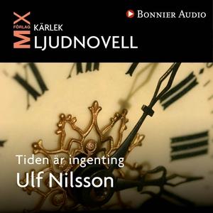 Tiden är ingenting (ljudbok) av Ulf Nilsson