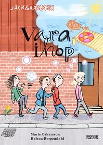 Vara ihop (e-bok) av Marie Oskarsson