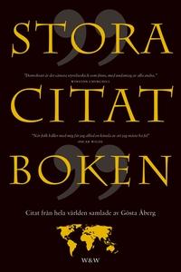 Stora citatboken (e-bok) av Gösta Åberg