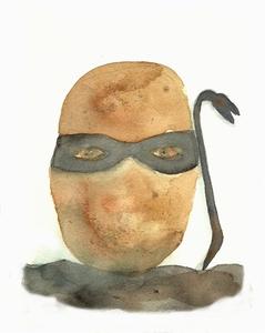 Potatistjuven (e-bok) av Lars Hansare