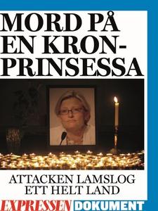 Mord på en kronprinsessa (e-bok) av Cecilia Hag