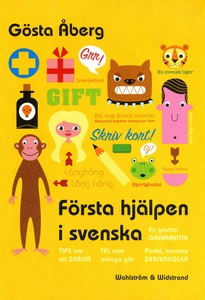 Första hjälpen i svenska (e-bok) av Gösta Åberg