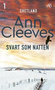 Svart som natten (e-bok) av Ann Cleeves