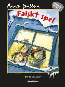 Falskt spel (e-bok) av Anna Jansson