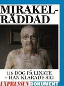 Mirakelräddad - 118 dog på Linate - han klarade sig