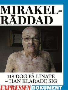Mirakelräddad - 118 dog på Linate - han klarade