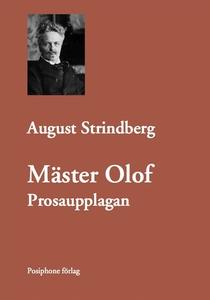 Mäster Olof. Prosaupplagan. (e-bok) av August S