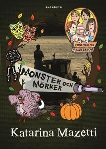 Kusinerna Karlsson. Monster och mörker (e-bok)