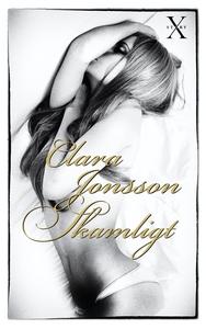 Över hans knä (e-bok) av Clara Jonsson