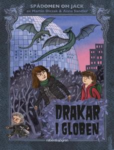 Drakar i Globen (e-bok) av Martin Olczak
