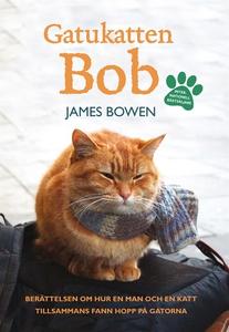 Gatukatten Bob (e-bok) av James Bowen