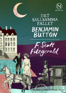 Det sällsamma fallet Benjamin Button (ljudbok)