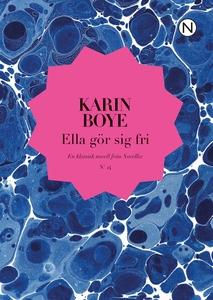 Ella gör sig fri (ljudbok) av Karin Boye