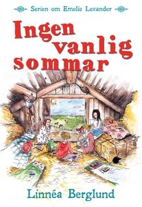 Ingen vanlig sommar (e-bok) av Linnea Berglund
