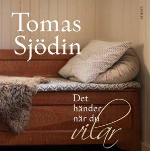 Det händer när du vilar (ljudbok) av Tomas Sjöd