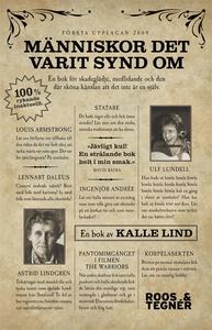 Människor det varit synd om (e-bok) av Kalle Li