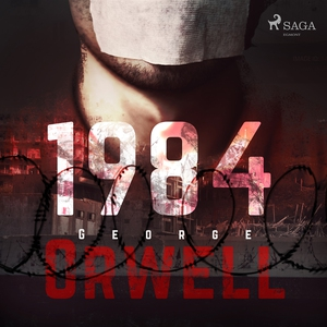 1984 (ljudbok) av George Orwell