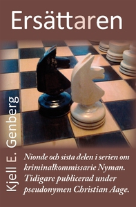 Ersättaren (e-bok) av Kjell E. Genberg