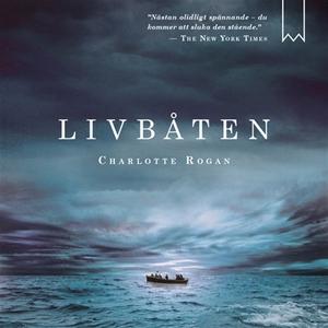 Livbåten (ljudbok) av Charlotte Rogan