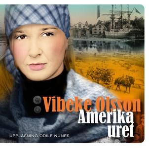 Amerikauret (ljudbok) av Vibeke Olsson