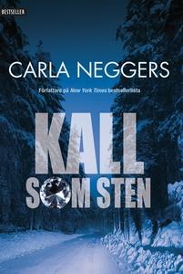 Kall som sten (e-bok) av Carla Neggers