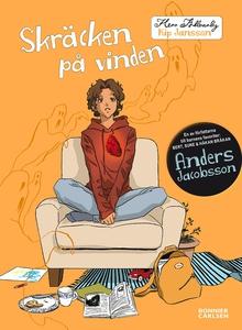 Skräcken på vinden (e-bok) av Anders Jacobsson