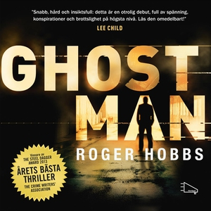 Ghostman (ljudbok) av Roger Hobbs