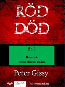 Röd död - Hallick (e-bok) av Peter Gissy, Jörge
