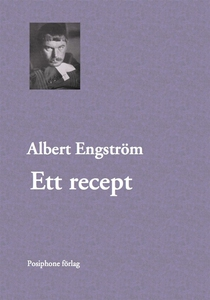 Ett recept (e-bok) av Albert Engström