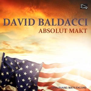 Absolut makt (ljudbok) av David Baldacci