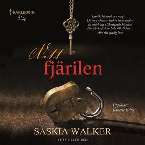 Nattfjärilen : En Harlequin-ljudbok Erotisk Rom