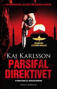 Parsifaldirektivet (e-bok) av Kaj Karlsson