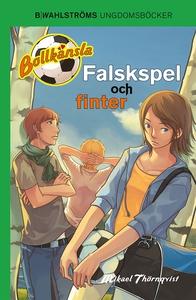 Bollkänsla 6 - Falskspel och finter (e-bok) av