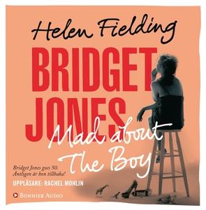 Bridget Jones. Mad about the boy (ljudbok) av H