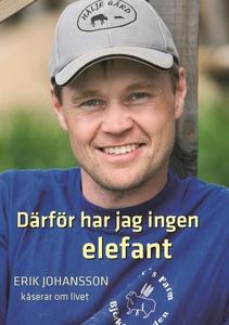 Därför har jag ingen elefant (e-bok) av Erik Jo
