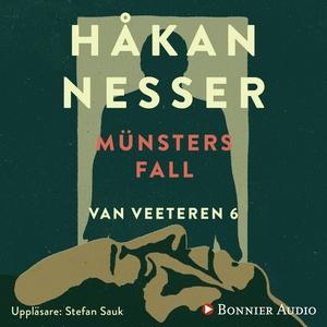 Münsters fall (ljudbok) av Håkan Nesser