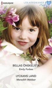 Bellas önskelista/Lyckans land (e-bok) av Emily